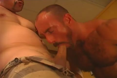 Two Whellote homosexuals  Have A filthy plow In Office