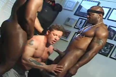Flex deon blake threesome
