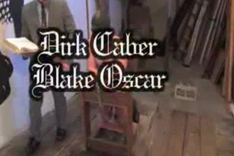 Dirk Caber And Blake Oscar