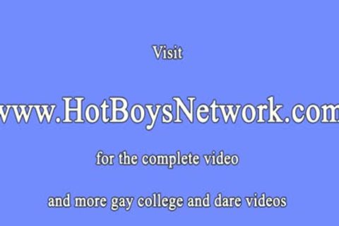 Homo teen a-holepounded With A shlong And toy