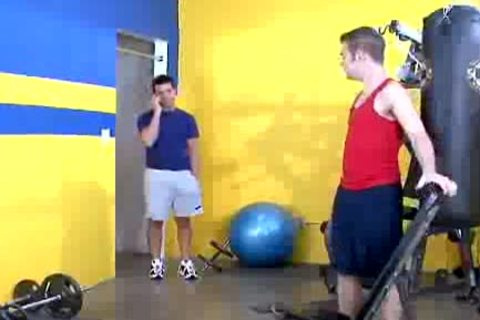 twink And Jackyounger Workout