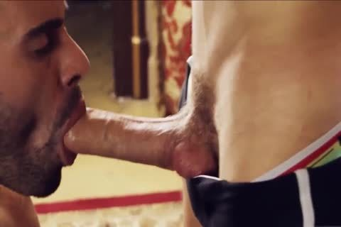 INTENSE rod RIDING FOR A horny stud