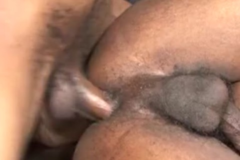 delicious black THUGS get naughty AND pound