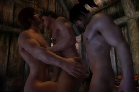A concupiscent Vampire Encounters A young nice-looking twink And A Frenzy Of Sex Ensues. concupiscent sperm Fest? yes.