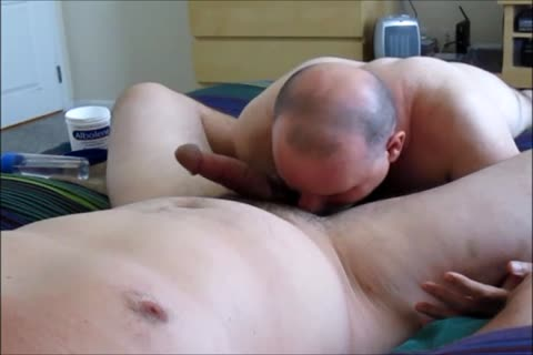 Chicago 10-Pounder chap A. Returns To The Bay Area For His [monthly?] fellatio sex, Gentle Tubers.  This Session Is Just Barely Edited So That u Can Savor The engulfing Session - And His large, throbbing Chicago cock.