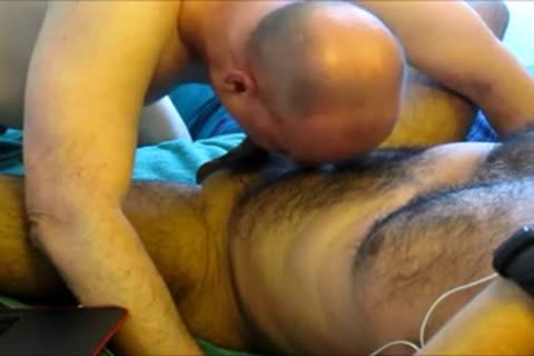 Daddy's large swallow