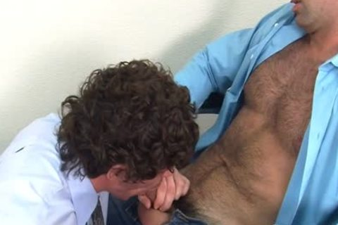 slutty homosexual Workers slamming In The Office