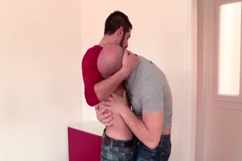 Othello And Aitor Crash In A Great homosexual Scene