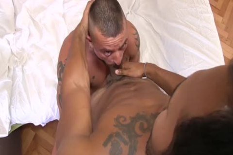 Lucio Saints ass Is penetrated By David Avila
