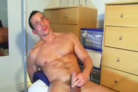Eric, (real straight lad) receive Wanked His biggest penis By A lad Despite Of Himself.