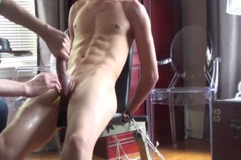 I Think I Have A new boy!  21 Year old fellow And that chap likes Sir Training His weenie For Him.   ;) This Is Footage From A 90 Minute Training Session, And lastly At The End I Let That stunning pecker Of His Explode