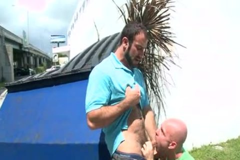 Spencer Reed In Public fucking HD