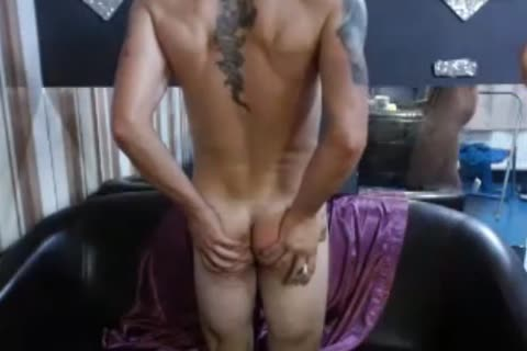 two Super horny Romanian Bi men With horny buttholes Have fun On cam