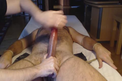Me Milk hairy Hung guy