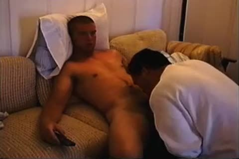 fine Straight lad acquires His First oral sex-