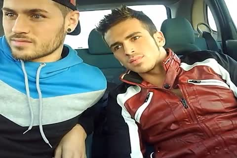 I Want one as well as the other Of these chaps SO Bad! he-he. wild Sex Session In A Car. Vid Credit- Str8BoysGoGay