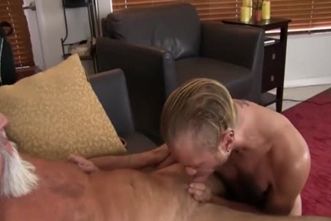 young dude receives screwed In The booty By pretty old chap