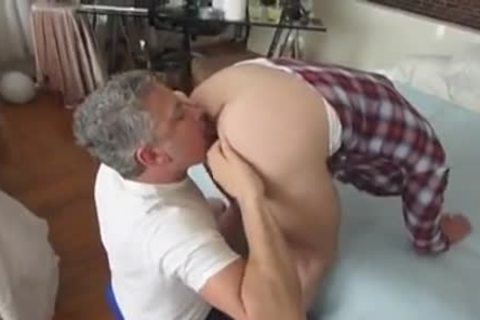 large dick twink With His Daddies