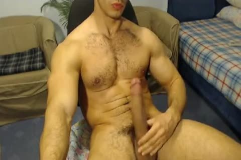 Hung muscular Hunk With An excellent 10-Pounder
