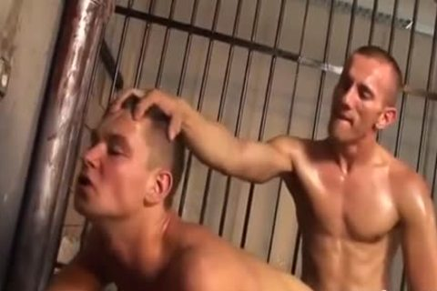 stunning bare pound In The Prison