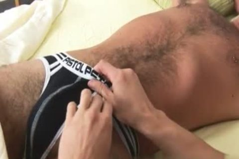 Puffy twink teats And homosexual Porn videos For