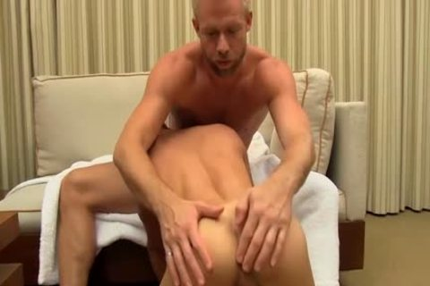Andy Taylor receives A massive penis In His pretty arsehole