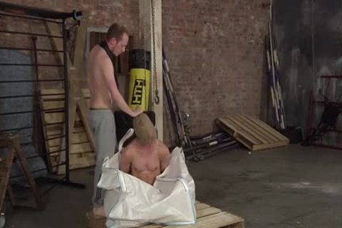 Sean Taylor Teaching Billy A Harsh booty Lesson In Dungeon