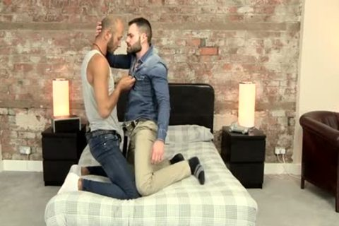 A Real Hungry hardcore pounding - Wolf Rayet & Dominic Arrow
