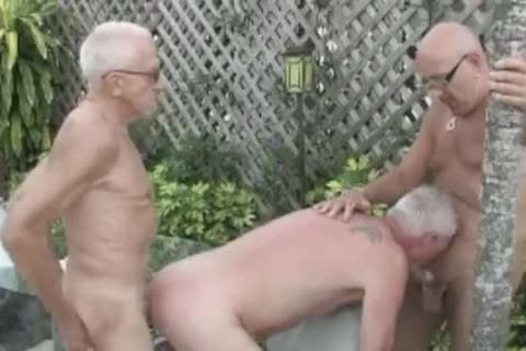 older man poke threesome