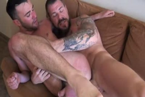 big dick Son irrumation With ejaculation