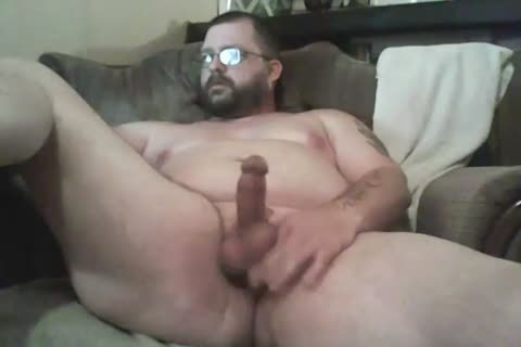 undressed Stroking On web camera By