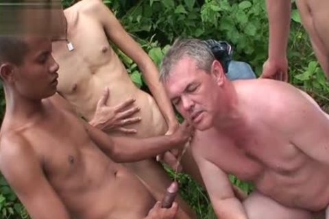 asian Son piss With sex cream flow