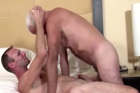 Large dick Daddy In Action