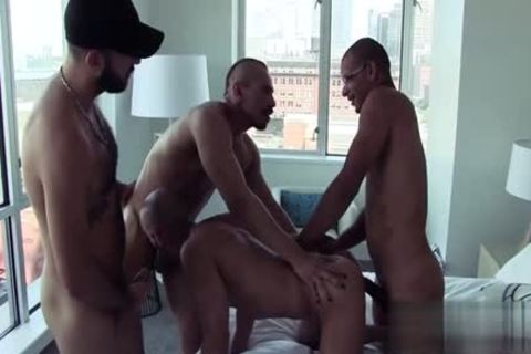 Latin pecker Interracial With ejaculation