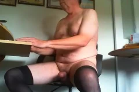 daddy man And Daddy On webcam