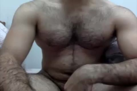Iraqi sexy Muscle best Face Cumshoot Ever