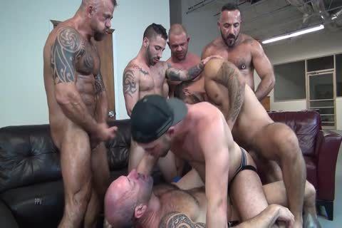 Alex Birthday bunch group-sex