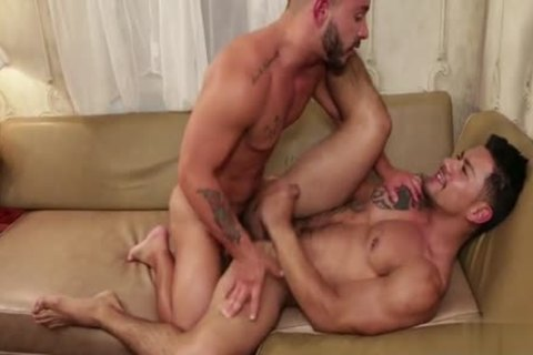 Latin gay Flip Flop And ejaculation