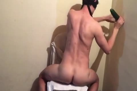 twink drilling By A large sex tool. extraordinary Painfully Prostate orgasm