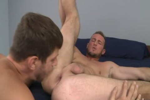Bearded Straight dudes Trying Out homosexual Porn
