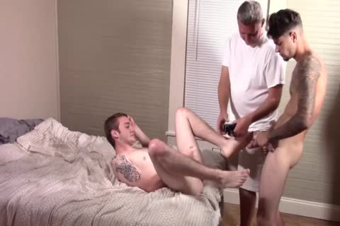 Straight twink First gay Porn shoot