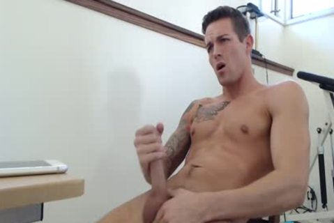 This naughty man likes To Play With His biggest dick