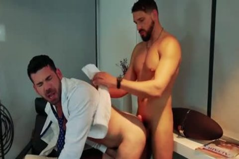 Muscle homosexual Fetish And cumshot