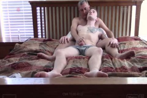 Ethan's asshole acquires Rammed bare