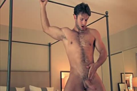 Legend males Gavin Wolfe 03(Jeremiah Sanchez) - messy Talk And hairy Solo