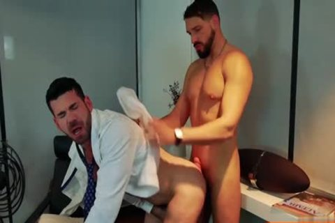 Muscle homosexual Fetish With cumshot