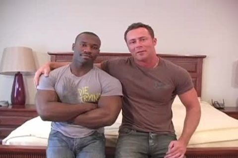 Marc Williams And Marco Paris Love To poke