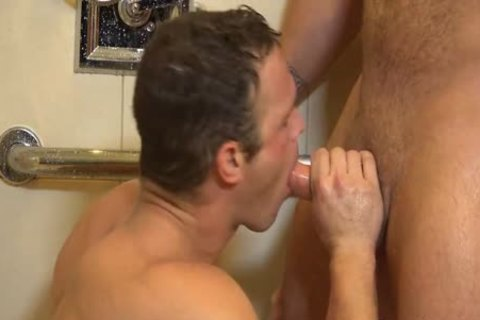 Straight men suck And bang For The First Time