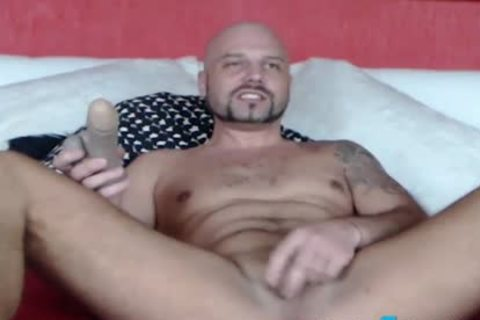 Fetish man CBT Ball Punching And Gaping ass Play