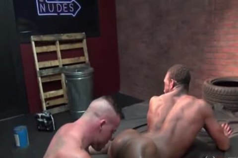 Cumming Inside Parker Paynes wazoo With Sean Duran